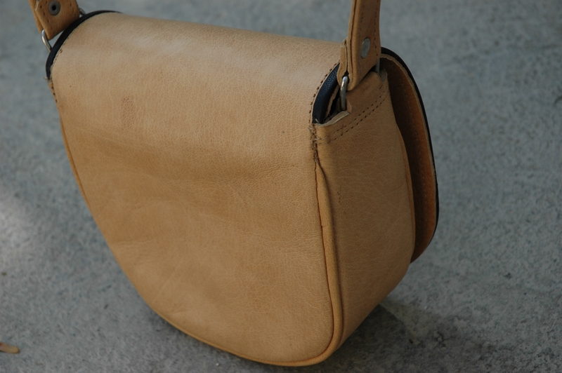 Gundara - Summer Cutie - evening shoulder bag - back - pure leather