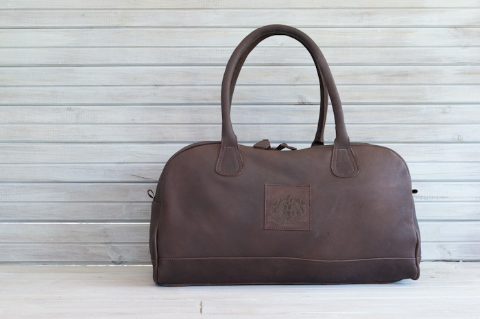 Holdall small travel bag