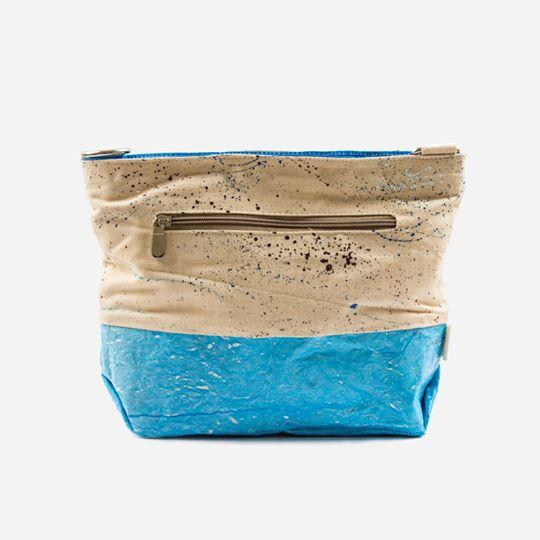 Upfuse - cross-body-bag - zipper-closed outside pocket - made in Egypt