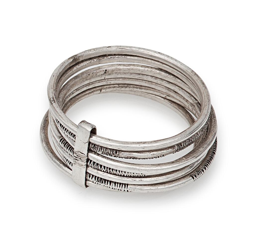 tuareg silver ring 7 days of the week