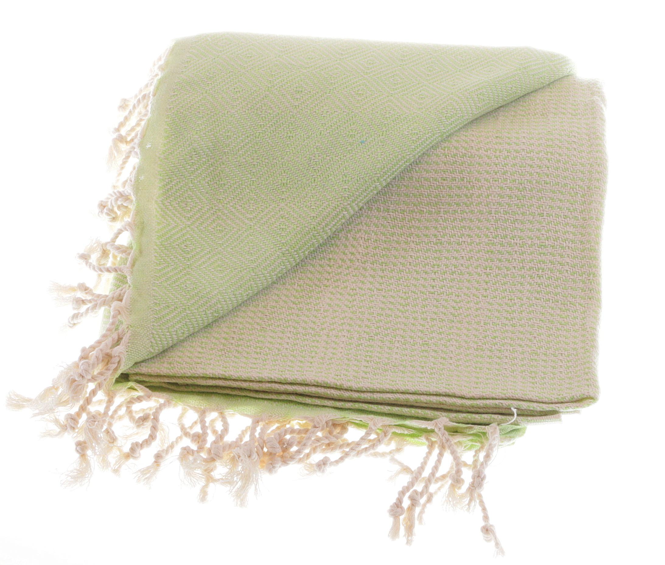 elmas-nature-applegreen-cotton-towel