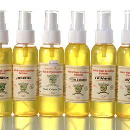 Körperöl - Bio-Arganöl - fair gehandelt aus marokkanischer Frauen-Kooperative
