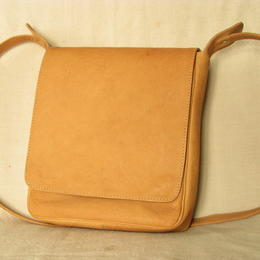 Uncle Casey - shoulder bag - genuine leather - magnet-closed - adjustable shoulder strap
