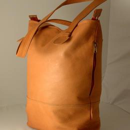 Gundara - Weekender Ehsan - fair trade from Afghanistan - naturally tanned leather