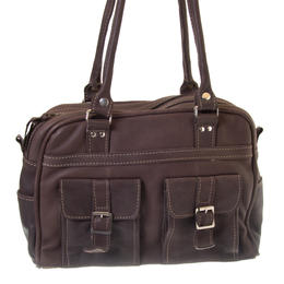 tanya-dunkelbraune-ledertasche-fair-trade-jackal-hide
