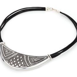 Silber-Amulett