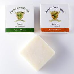 Coopérative Marjana soap collection