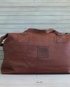 Leder Reisetasche aus Sambia